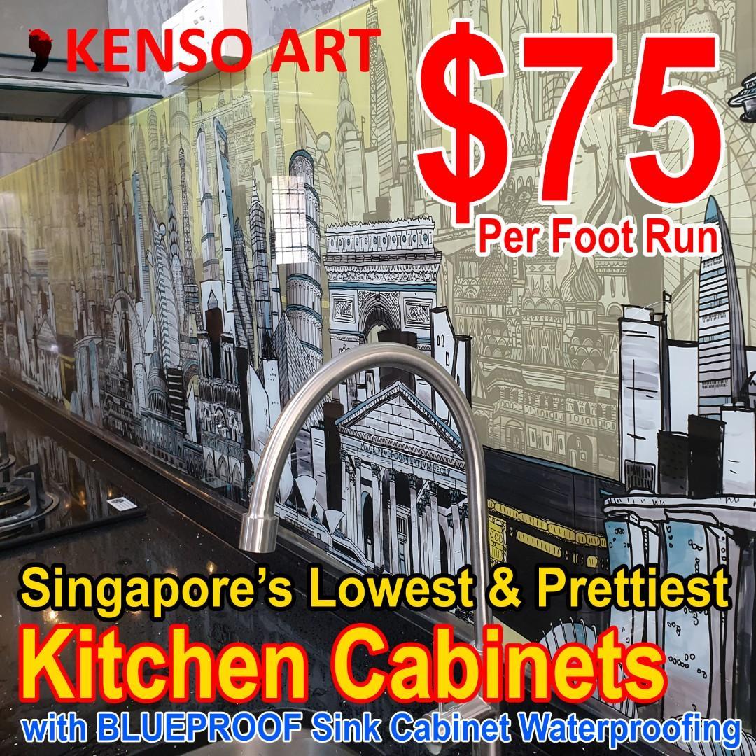 Kitchen Cabinets & Renovations
