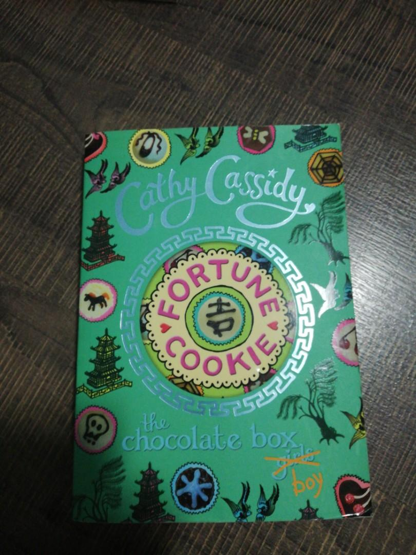 Cathy Cassidy: Fortune Cookie (Chocolate Box Girls)