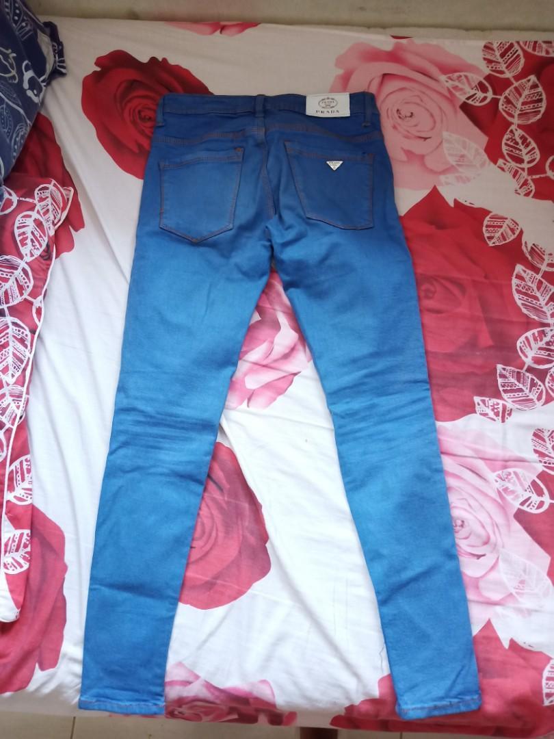 Celana jeans prada uk 27