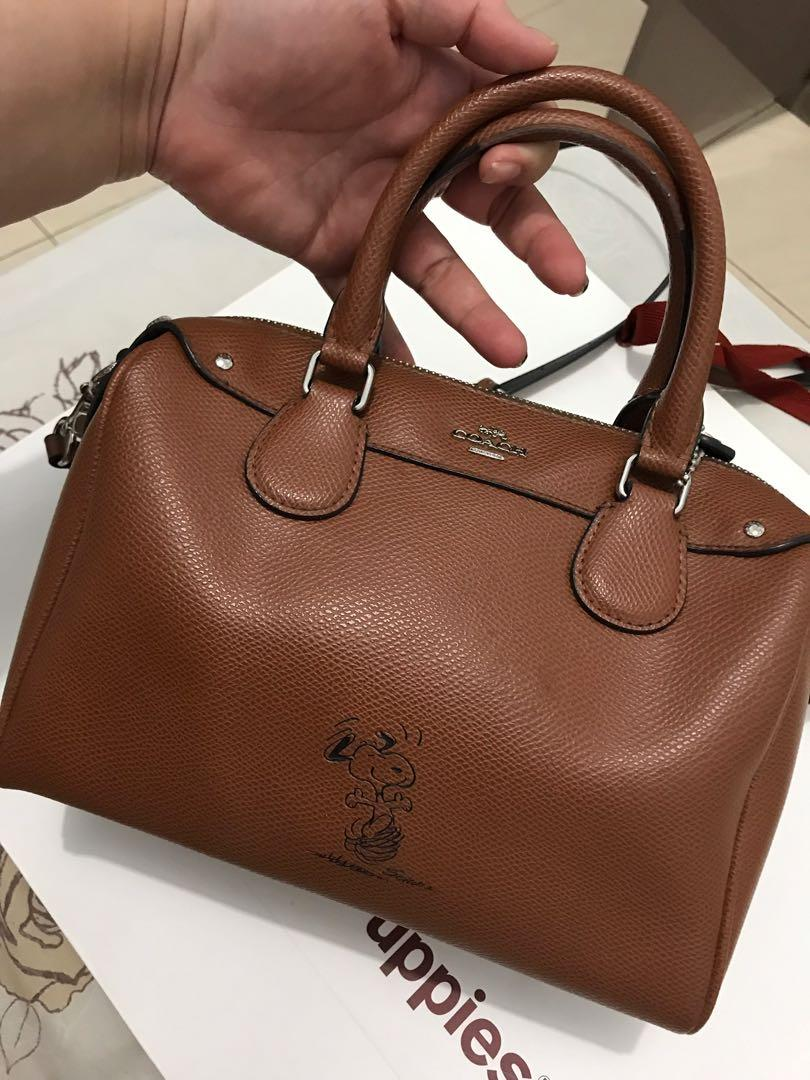 Coach Mini Bennet bag