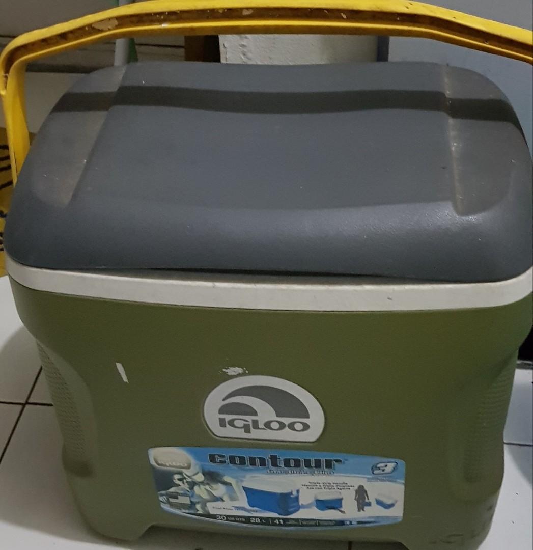 Cool box merk iglo