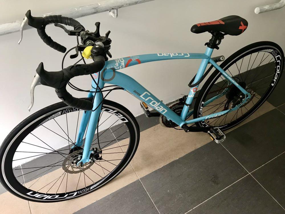 Crolan 700 C Road ricer, Road bike