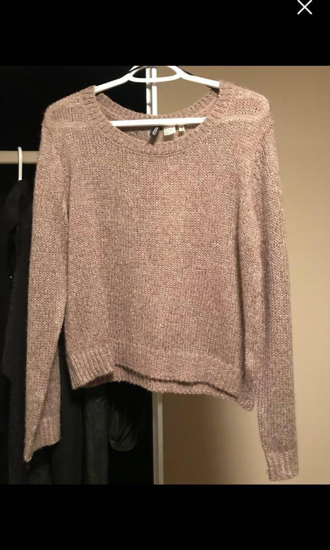 Forever 21 Fall Sweater -Size S