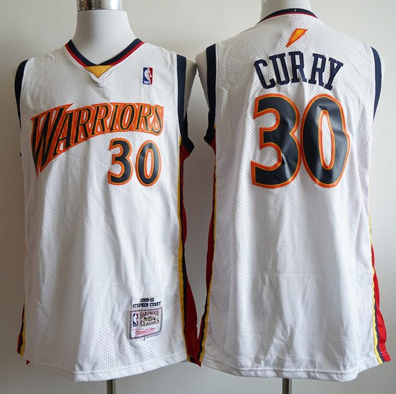 newest collection 07386 a425a Golden State Warriors Stephen Curry Vintage Swingman Jersey ...