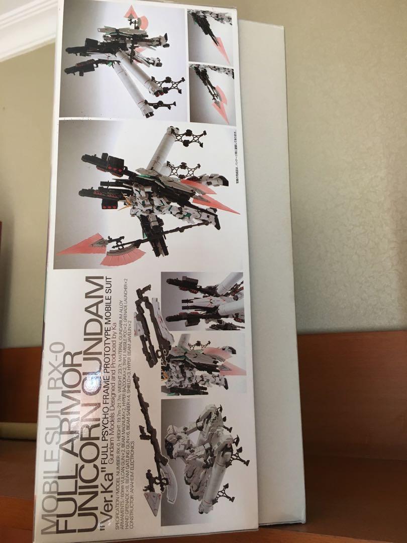Gundam Full Armor Unicorn