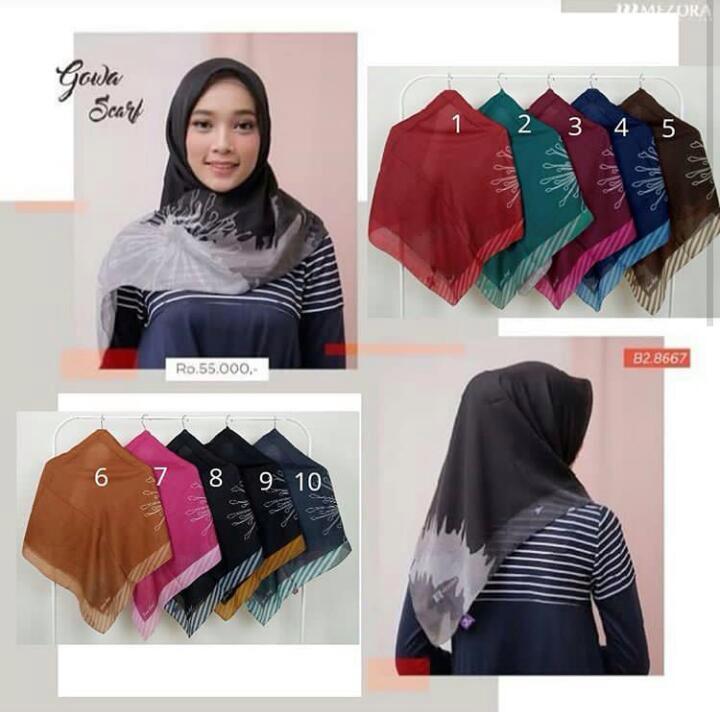 Hijab mezzora