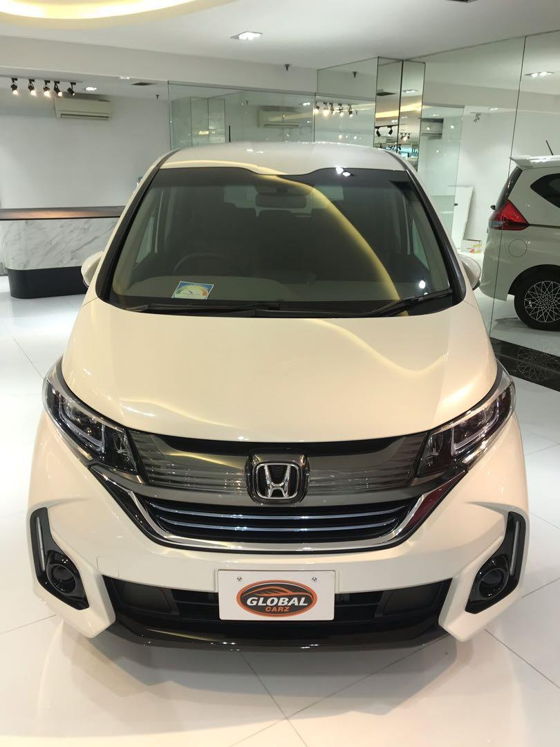 Honda Freed Hybrid for Rental !