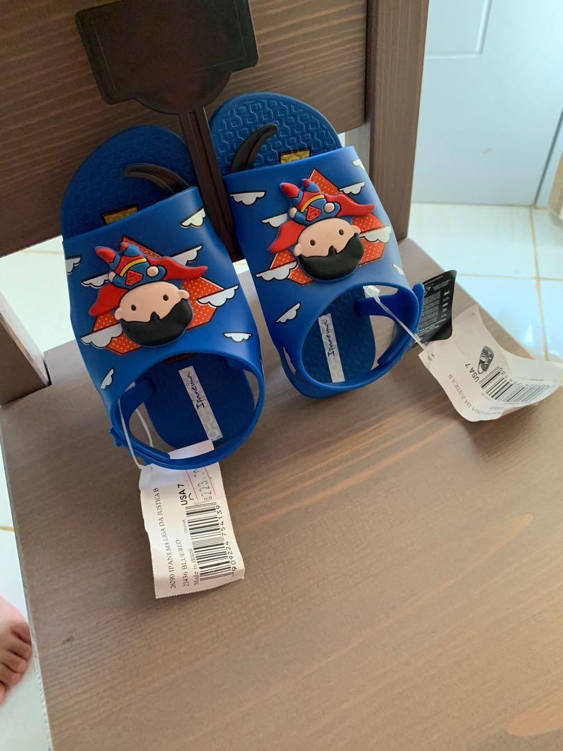 Ipanema boy sandal sandal anak laki