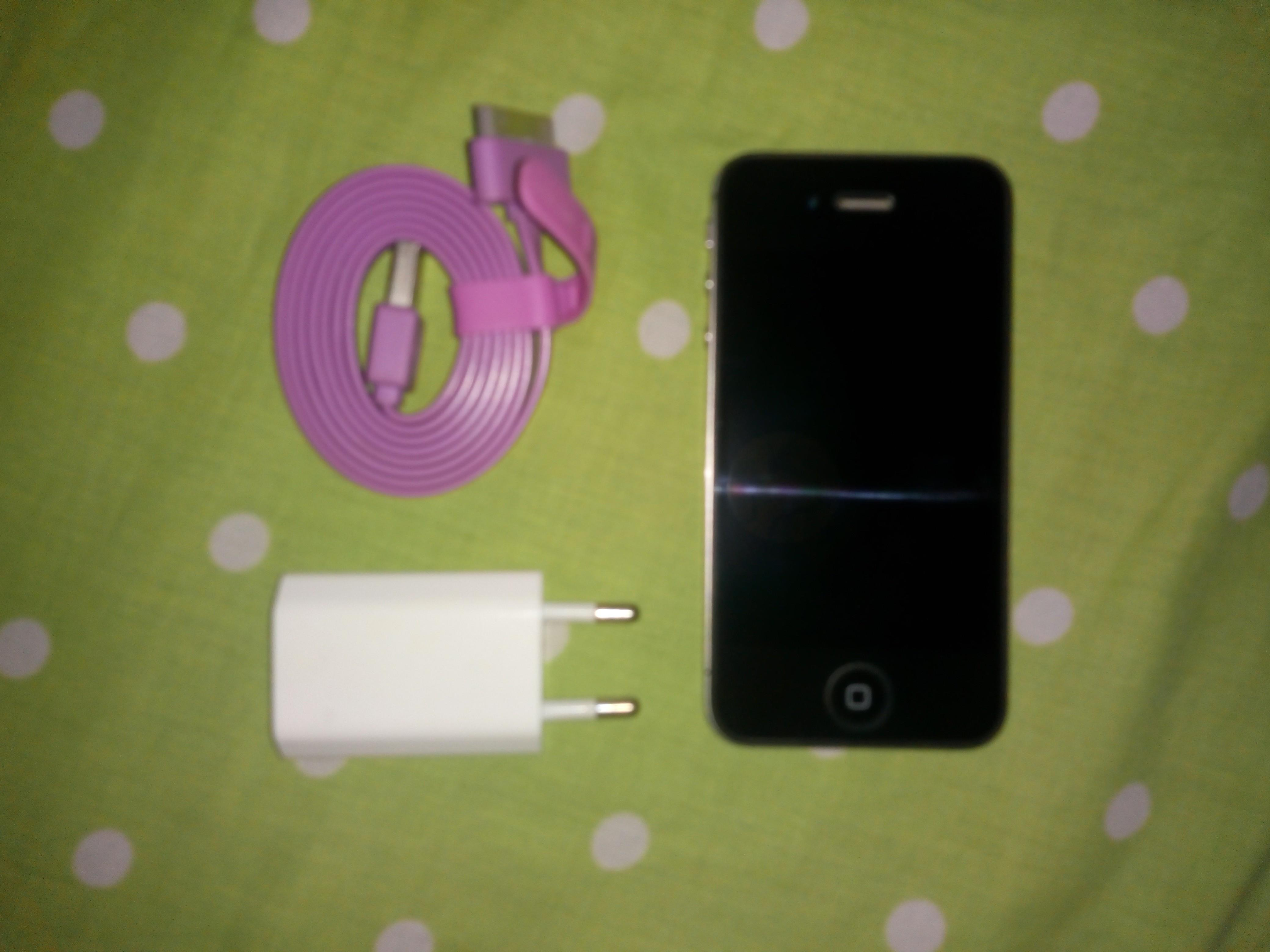iPhone 4s 8gb (Black)