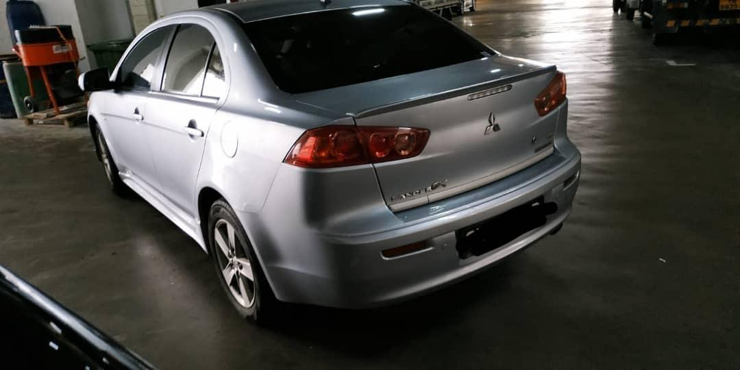 *KERETA SINGAPORE*🇸🇬🇸🇬🇸🇬 *JOIN GROUP WASAP 12👇 https://chat.whatsapp.com/KbcPwtnB4SwETD5Yt7qHLZ MITSUBISHI LANCER EX 2.0A *RM 6 900*  JB  Wasap.my/60126373536 *WANT SELL BACK YOUR SCRAP CAR?LET ME HELP😊*