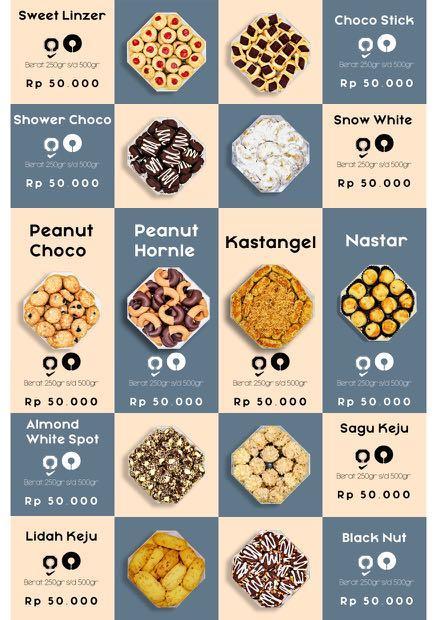 Kue Lebaran / Cookies