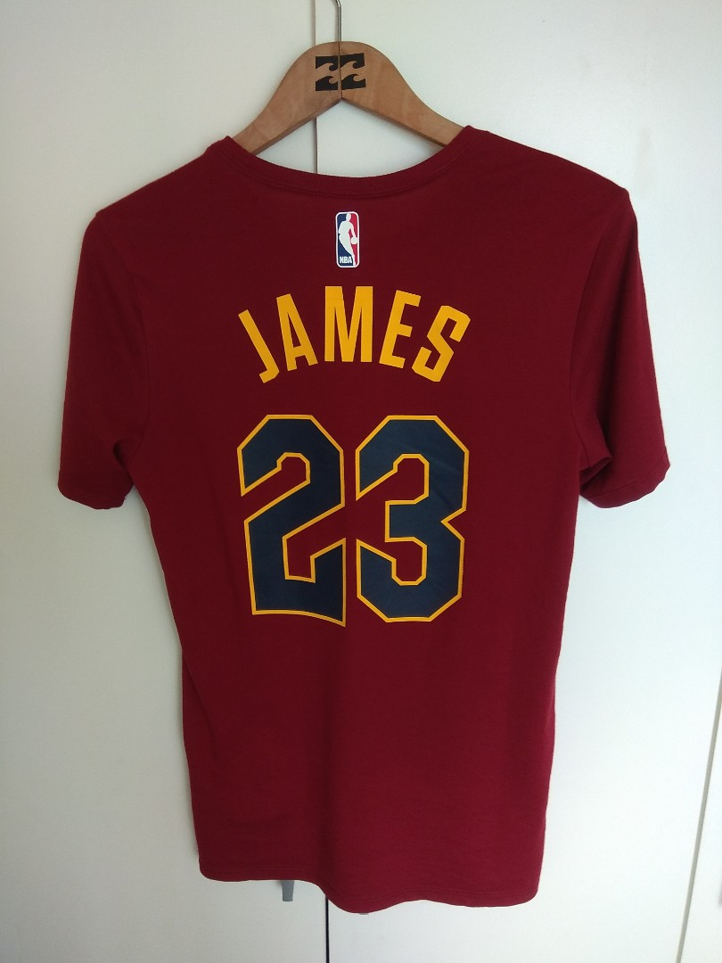 detailed look 69367 2ef49 Lebron James Original Jersey from nba store
