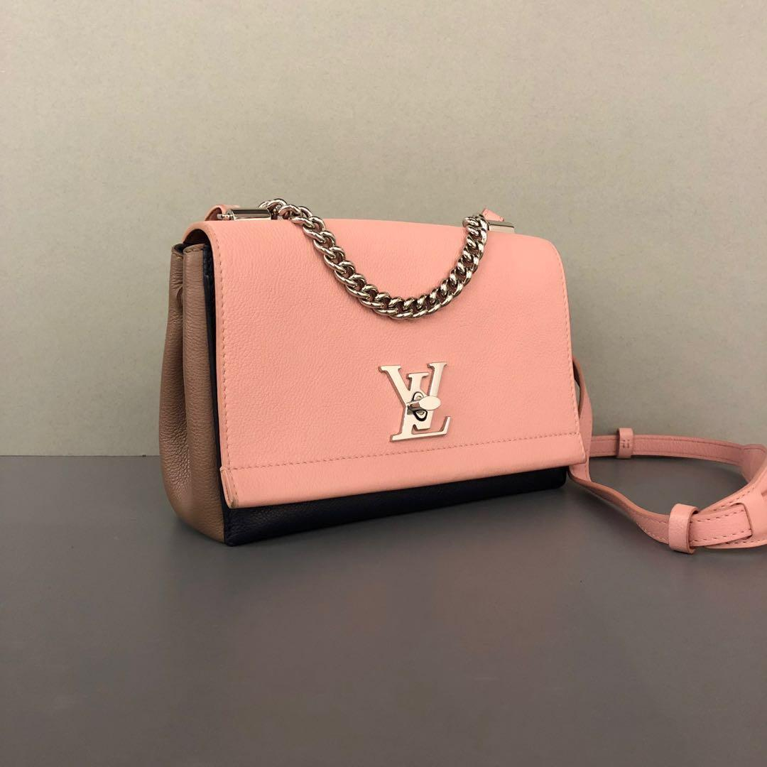 Louis Vuitton Lock Me BB