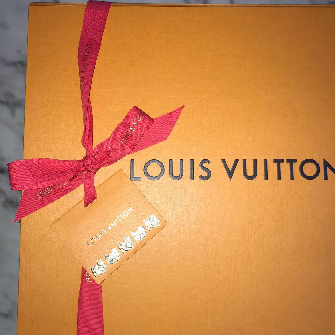 LOUIS VUITTON SS19 SOFT TRUNK MONOGRAM BROWN BAG
