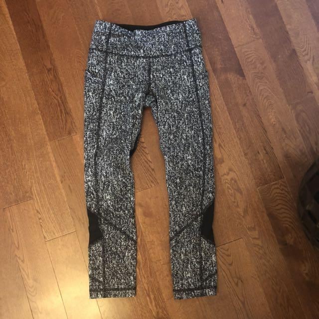 Lulu Lemon Workout Leggings