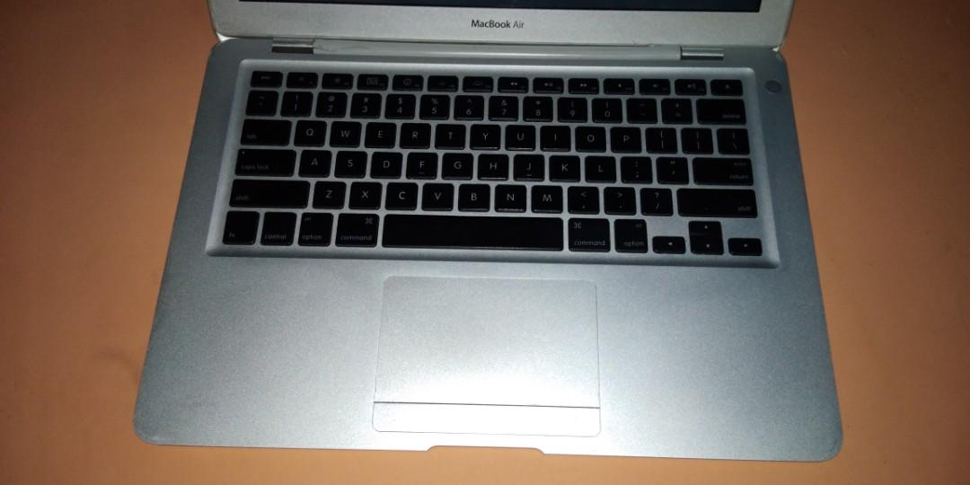 Macbook Air Nego BU