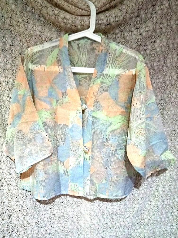 #mauvivo Blazer Kimono