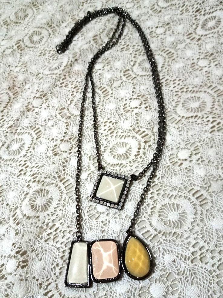 #mauvivo Kalung Layer Batu
