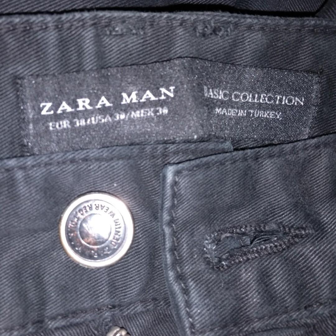 #MauVivo Shodaqoh Zara Man Black Pants