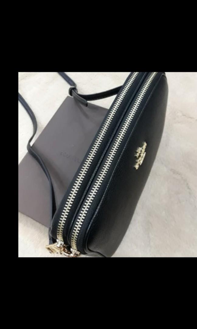 #Mauvivo sling bag coach