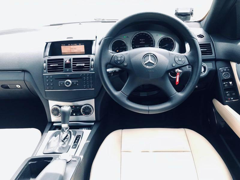 Mercedes-Benz C180 CGI BlueEfficiency Auto