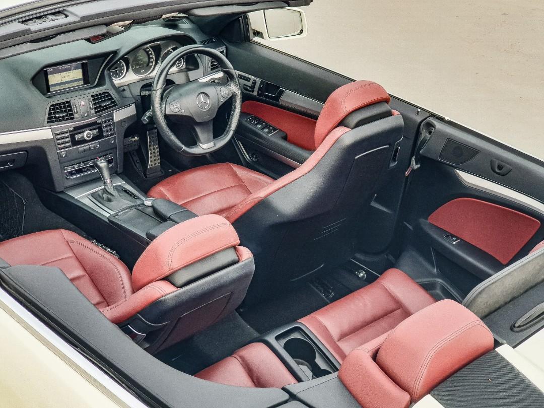 Mercedes-Benz E250 Cabriolet Auto
