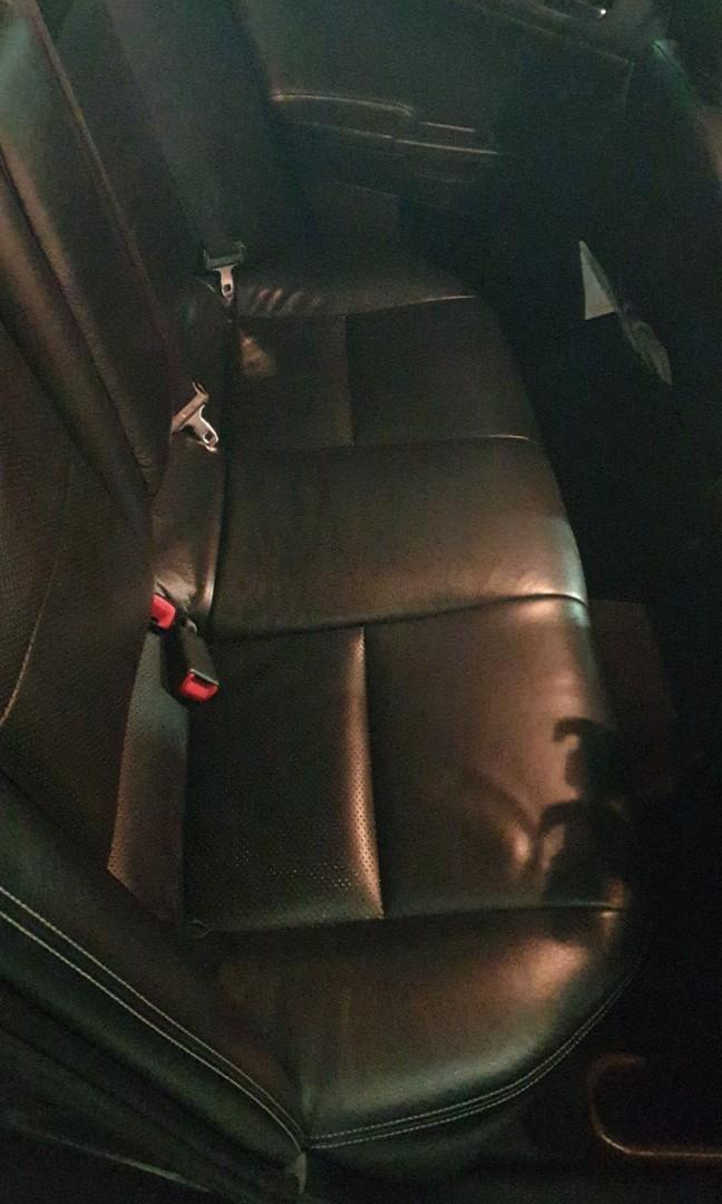 Mitsubishi Lancer 2.0 EX GT MIVEC 6CVT Auto