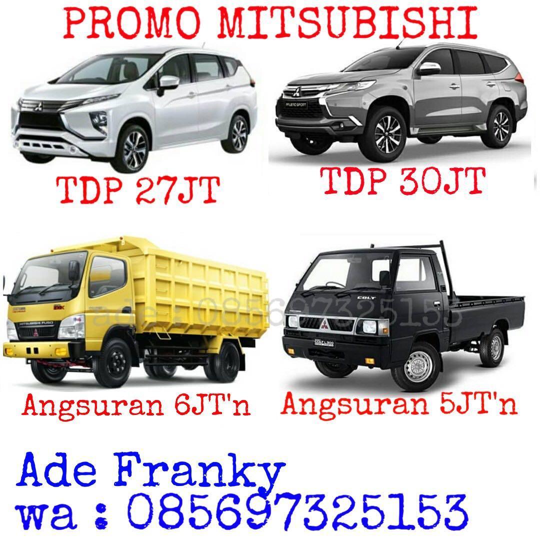 Mitsubishi xpander pajero