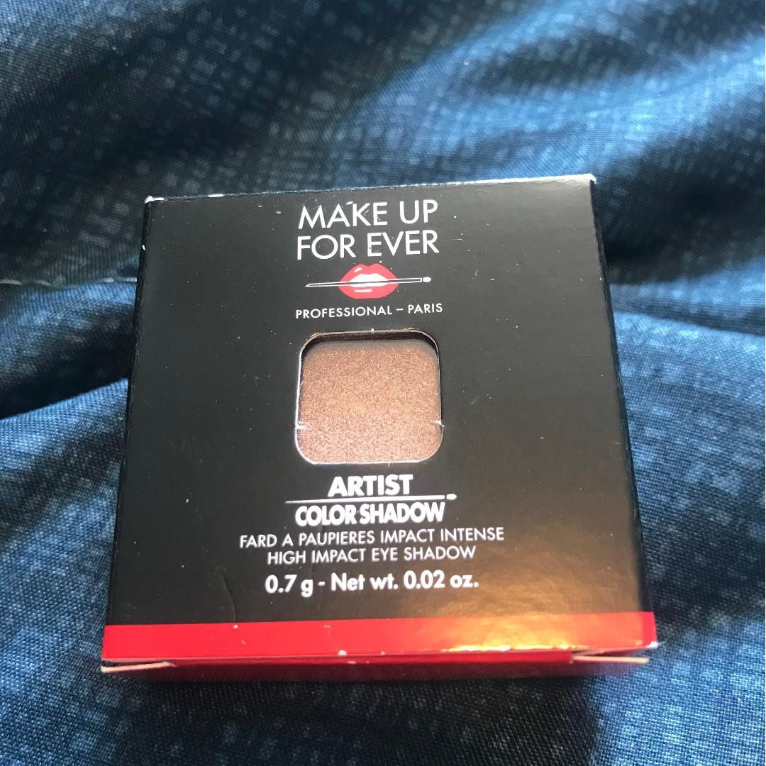 MUFE Artist Colour Shadow 1-544 Pink Granite - Mini