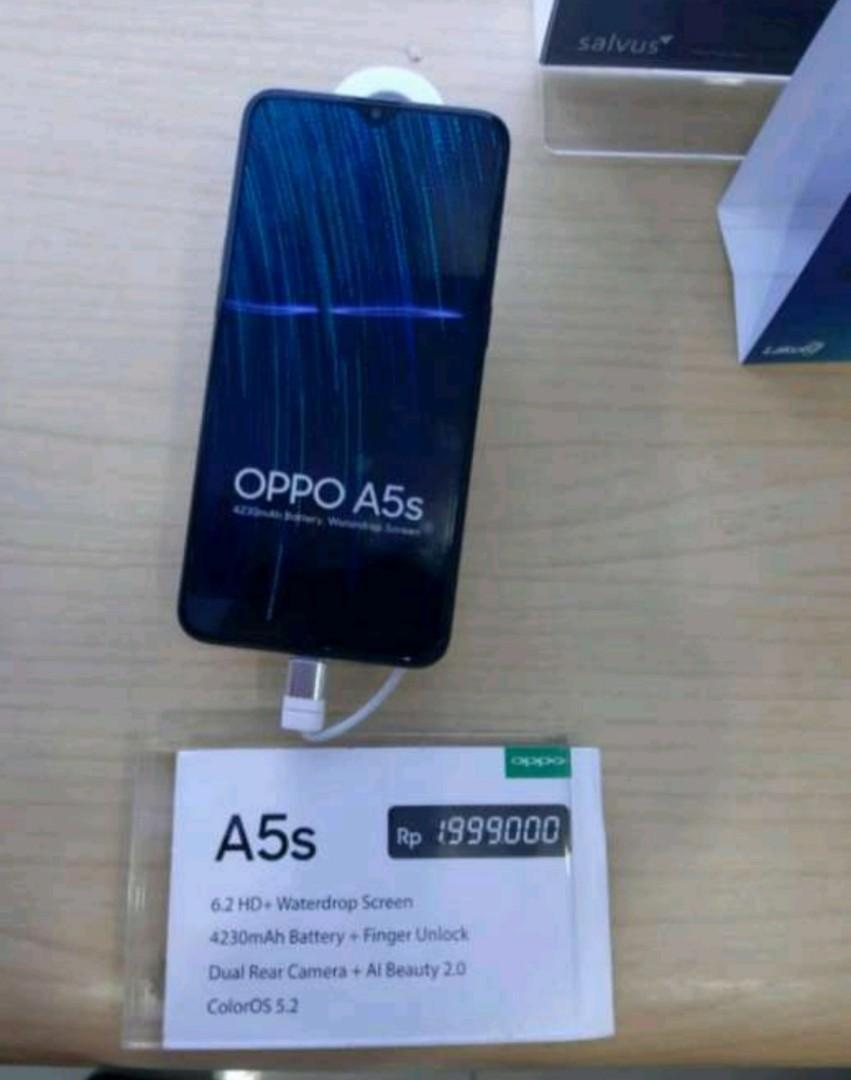 Oppo a5s cicilan paling rendah