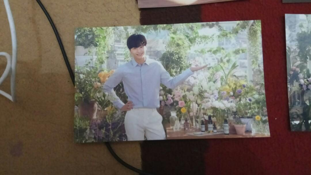 Photo card yook sungjae some by mi photocard photo idol