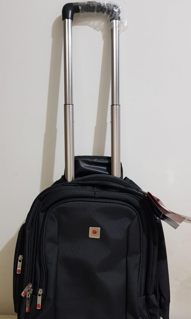 Polo Classic Travel Bag Trolley