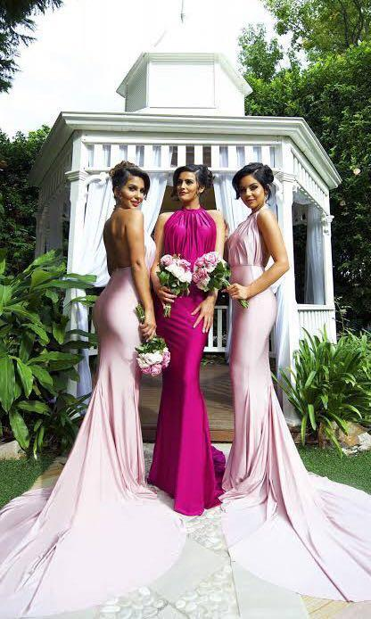 Portia and Scarlett Anastasia Formal Bridesmaids Wedding Gown Dress