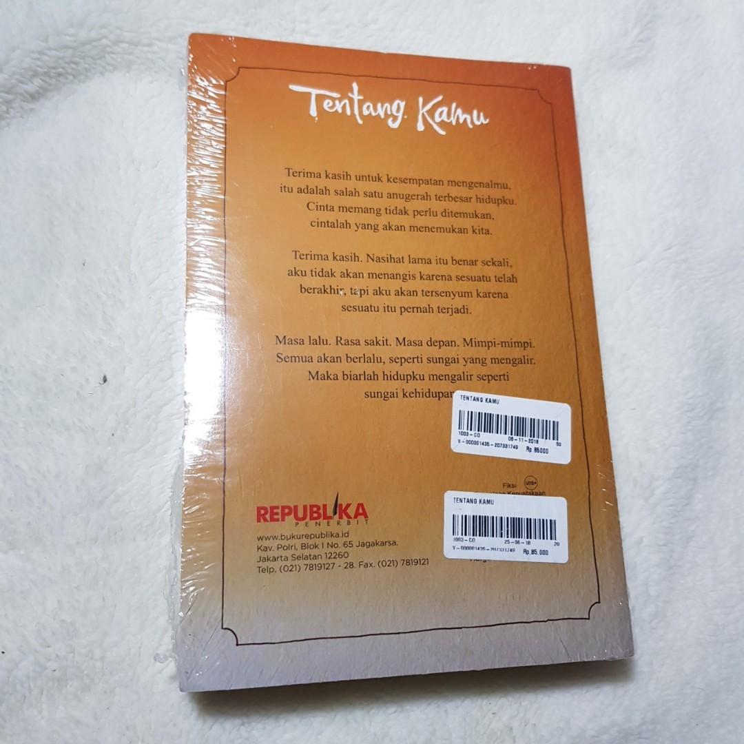 #ramadansale [Novel Indo] Tentang Kamu - Tere Liye