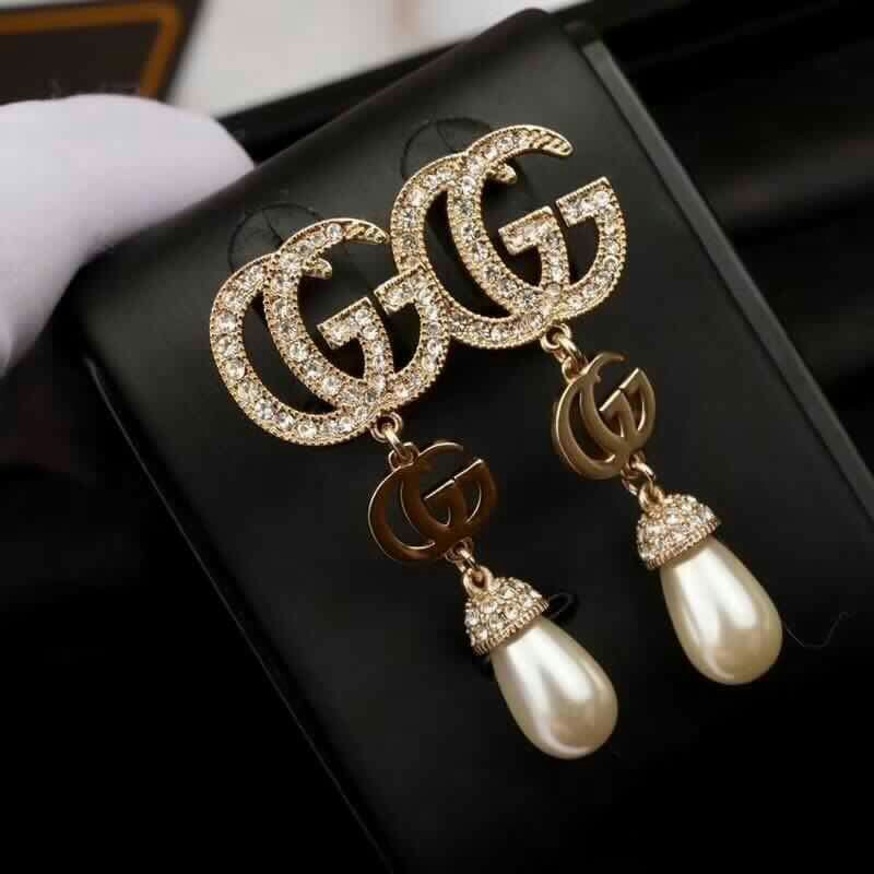 438d247e3924a SALE Gucci Earrings GG Earrings Gucci Studded Earrings GG Earrings Gucci  Dangling Earrings GG Earrings