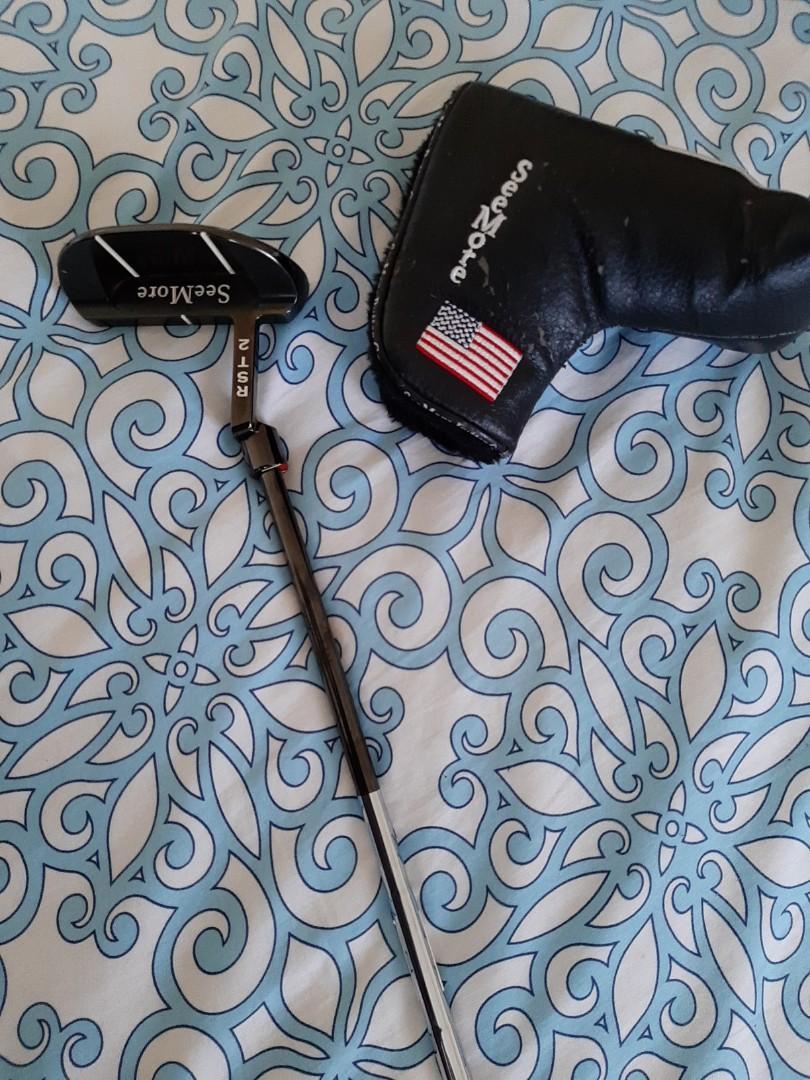 SeeMore Golf Putter DB-4