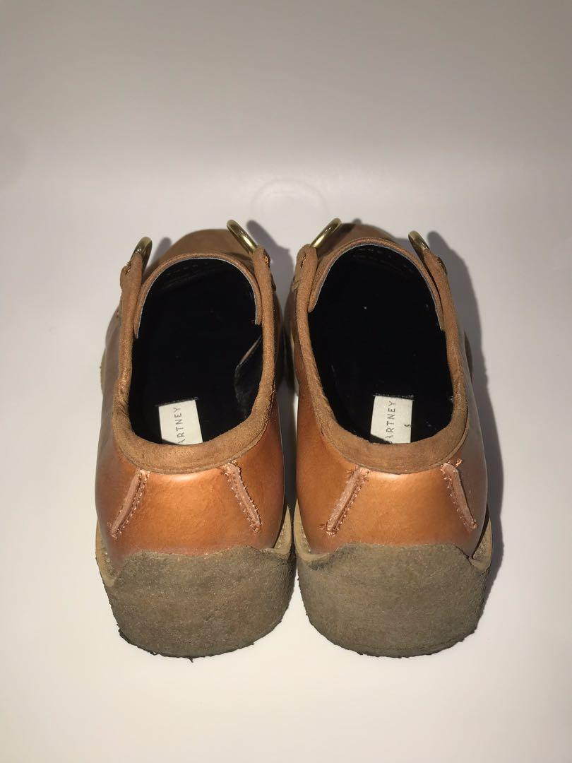 Stella McCartney platform shoes wedges 平底鞋 厚底鞋