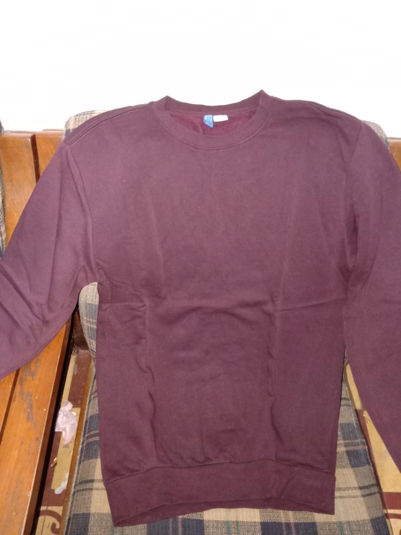 Sweater Maroon H&M