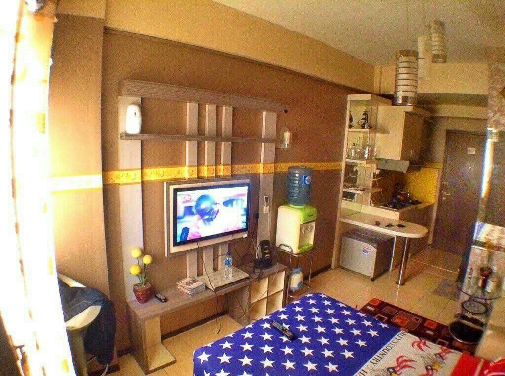 The suites metro apartemen bandung studio