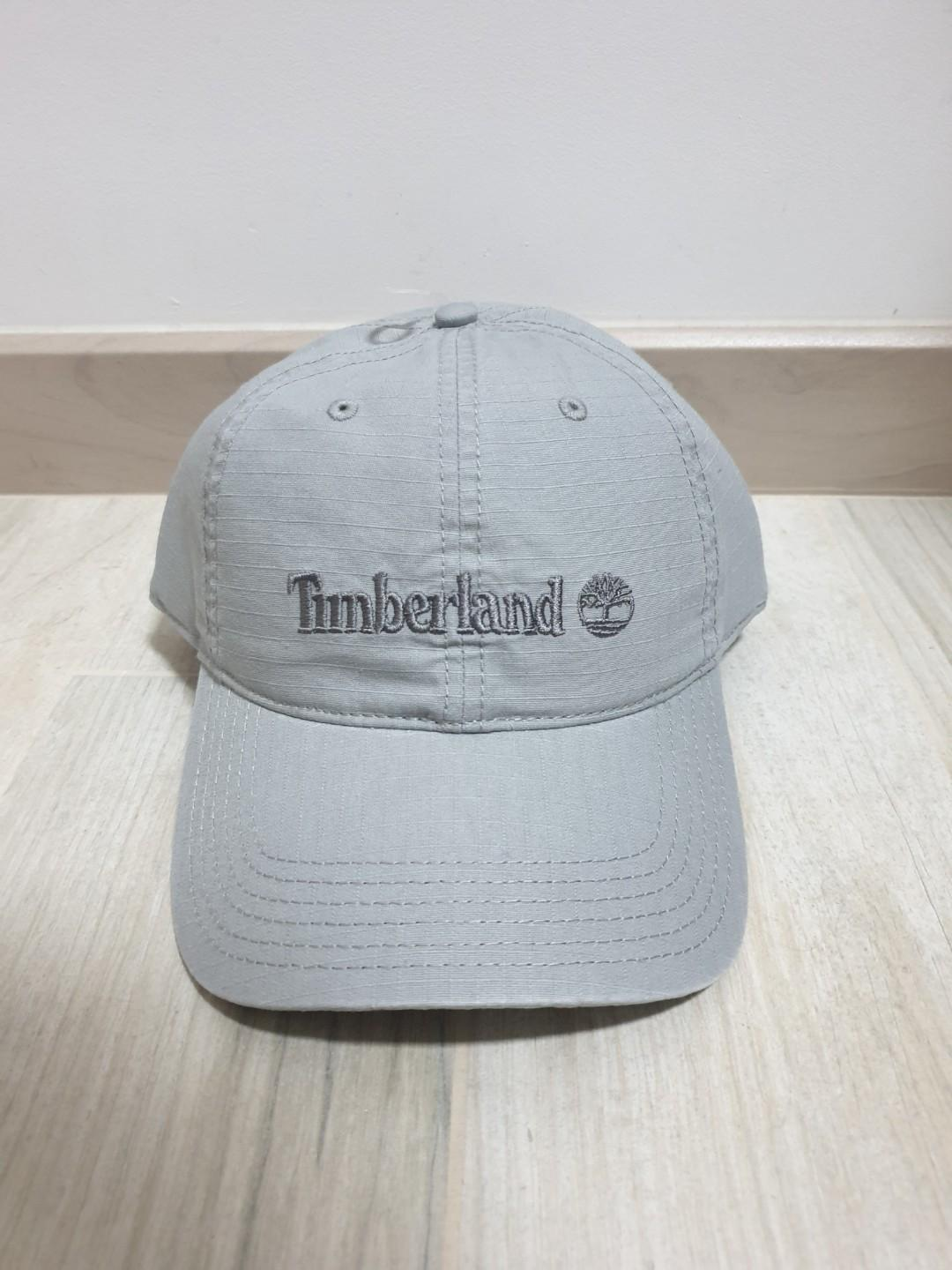 cad2706c3 Timberland Grey Cap, Men's Fashion, Accessories, Caps & Hats on ...
