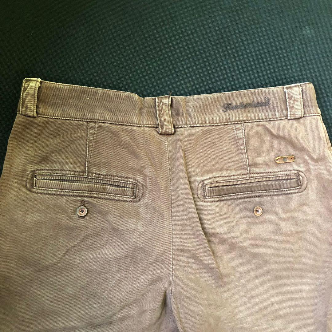 Timberland Lynwood Straight Cut Corduroy Jeans Chinos Pants