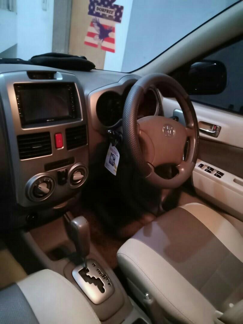 Toyota rush type s thn 2010 matic