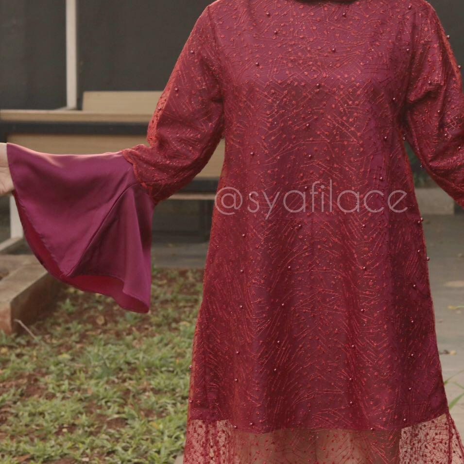 Tunikkebaya tunik kebaya bajulebaran dress