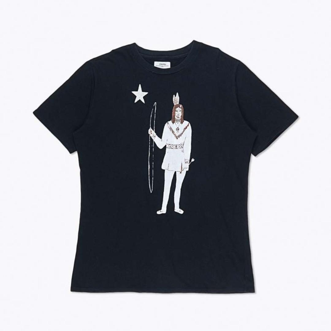 Visvim Indian Graphic T-Shirt