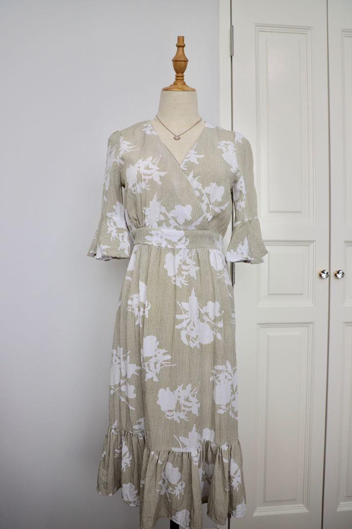 Zimmermann dress green