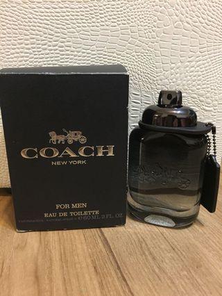 COACH NEW YORK 香水
