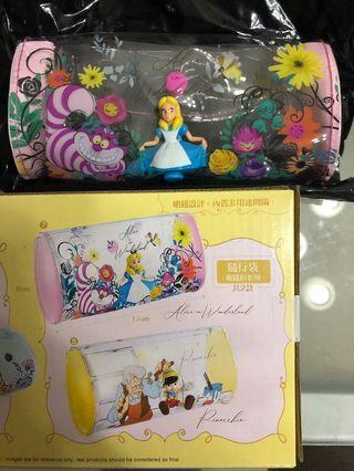 7-11 disney 隨身袋 七十一 Alice in wonderland bag #7 7號