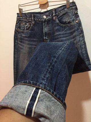 Vintage Denim & Dungarees Selvedge Denim