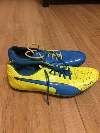 Usain Bolt 雙色田徑釘鞋