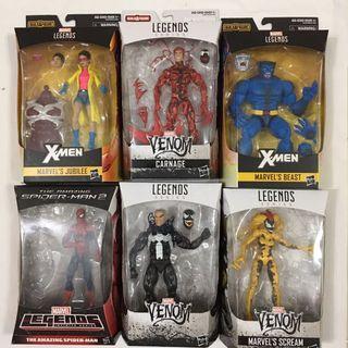 Marvel Legends Set F Sales!